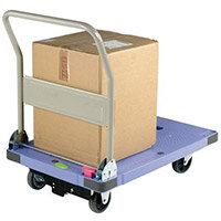 Plastic Platform Truck Deck Size 900X600