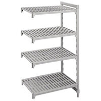 Cambro Camshelving 4-Tier Add-On Unit 735x600x1800mm