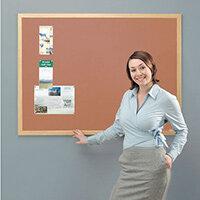 Eco-Friendly Noticeboards 1500X1200 Cork Board