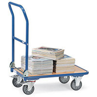 Folding Platform Trolley 150Kg Capacity