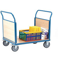 Modular Platform Truck With Two Ends 850x500mm