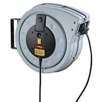 Spring Cable Rewind Cable Reel 35M Long