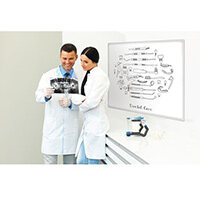900mmx600mm Anti Microbial Whiteboard