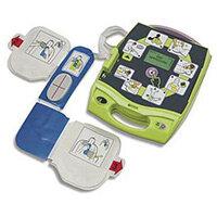 Aed Plus Defibrillator Semi-Automatic