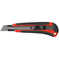 Pacplus Snap-Off Blade Knife Heavy Duty 18mm Pack Of 12
