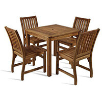 Hardy Dining Set - Suitable for Indoor & Outdoor Use