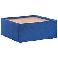 Alto Modular Reception Furniture Table In Blue