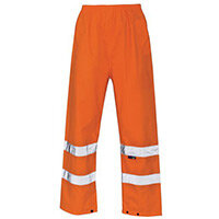 Hi Vis Over Trouser Small Orange