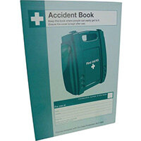 Accident Book A5