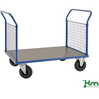 Platform Truck LxW 1366x800mm With Two Mesh Ends