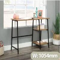 Industrial Style Home Office Desk - Bench Top - Sindoori Mango - W1054mm