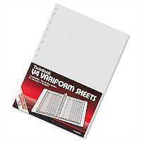 Twinlock V4 Variform Double Ledger Sheets Ref 75951 Pack 75 T75951