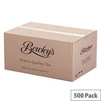 Bewley's Traditional Original Blend Tea 500 Bags 2 Cup