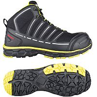 Toe Guard Jumper S3 Size 43/Size 9 Safety Boots