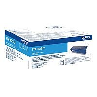 Brother TN-423C High Yield Cyan Toner Cartridge TN423C