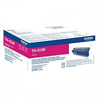 Brother TN-423M High Yield Magenta Toner Cartridge TN423M