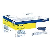 Brother TN-426Y Super High Yield Yellow Toner Cartridge TN426Y