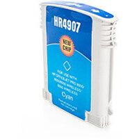 Compatible HP C4907AE 940XL Cyan Ink Cartridge