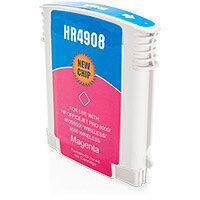 Compatible HP C4908AE 940XL Magenta Ink Cartridge
