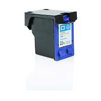 Compatible HP C9352AE 22 Colour 415 Page Yield Printhead