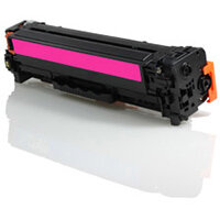 Compatible HP CC533A 304A / Canon 718 Magenta 2800 Page Yield Laser Toner Cartridge