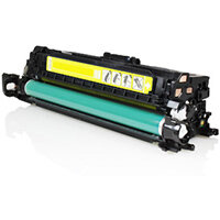 Compatible HP CE252A / 504A Yellow Canon 723 7000 Page Yield Laser Toner Cartridge
