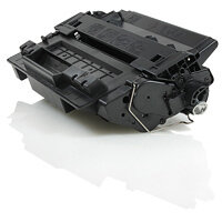 Compatible HP CE255A Black 6000 Page Yield Laser Toner Cartridge