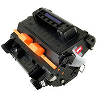 Compatible HP CF281A 81A Black 10500 Page Yield Laser Toner Cartridge