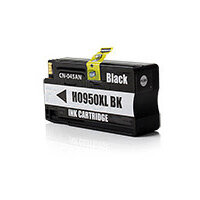 Compatible HP 950XL Black 80ml 3300 Page Yield Ink Cartridge