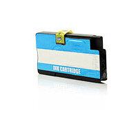 Compatible HP 951XL Cyan 27ml 1600 Page Yield Ink Cartridge