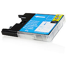 Compatible Brother LC1280XL / LC1240 Cyan 23ml 1200 Pages Ink Cartridge