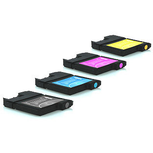 Compatible Brother Multi-Pack LC985VALBP Assorted >300 each Page Yield Ink Cartridges