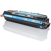 Compatible HP Q2671A Cyan 4000 Page Yield Laser Toner Cartridge