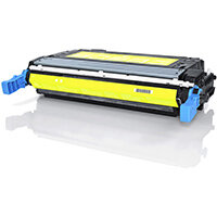 Compatible HP Q5952A / Q6462A Yellow 10000 Page Yield Laser Toner Cartridge