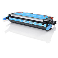 Compatible HP Q6471A 502A / Canon 717 Cyan 4000 Page Yield Laser Toner Cartridge