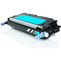 Compatible HP Cyan Q7561A 314A 3500 Page Yield Laser Toner Cartridge