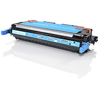 Compatible HP Q7581A 503A Cyan 6000 Page Yield Laser Toner Cartridge