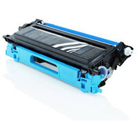Compatible Brother TN135 Cyan 4000 Page Yield Laser Toner Cartridge