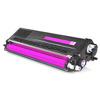 Compatible Brother TN325 Magenta 3500 Page Yield Laser Toner Cartridge