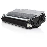 Compatible Brother TN3380 Black 8000 Page Yield Laser Toner Cartridge