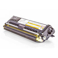 Compatible Brother TN423Y Yellow 4000 Page Yield Laser Toner Cartridge