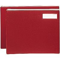 Variform V8MP Binder Maroon 75155