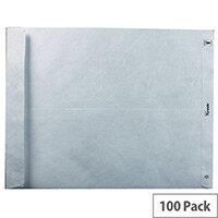 Tyvek Envelope E4 394x305mm Peel and Seal White Pack of 100