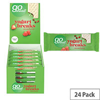 Go Ahead Strawberry Yoghurt Break Pack of 24 11300
