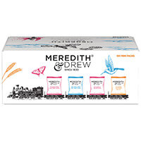 Meredith & Drew Biscuit Selection Pack of 100 36693