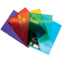 Stewart Superior Seco Cut Flush Folders A4 Assorted Pack of 25 LSF-AST