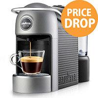 Lavazza A Modo Mio Jolie Plus Coffee Machine Gunmetal Grey