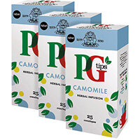 PG Tips Camomile Envelope Pack of 25 3For2 VF819649