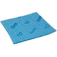 Vileda Breazy Microfibre Cloth Wave Blue Pack of 25 0707220