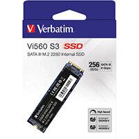 Verbatim Vi560 S3 M.2 SSD 256GB 49362